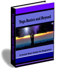 Yoga Basics and Beyond Book